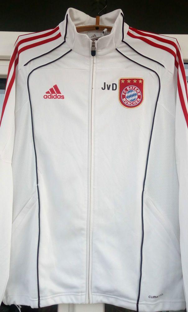 Bayern munchen trainer jacke
