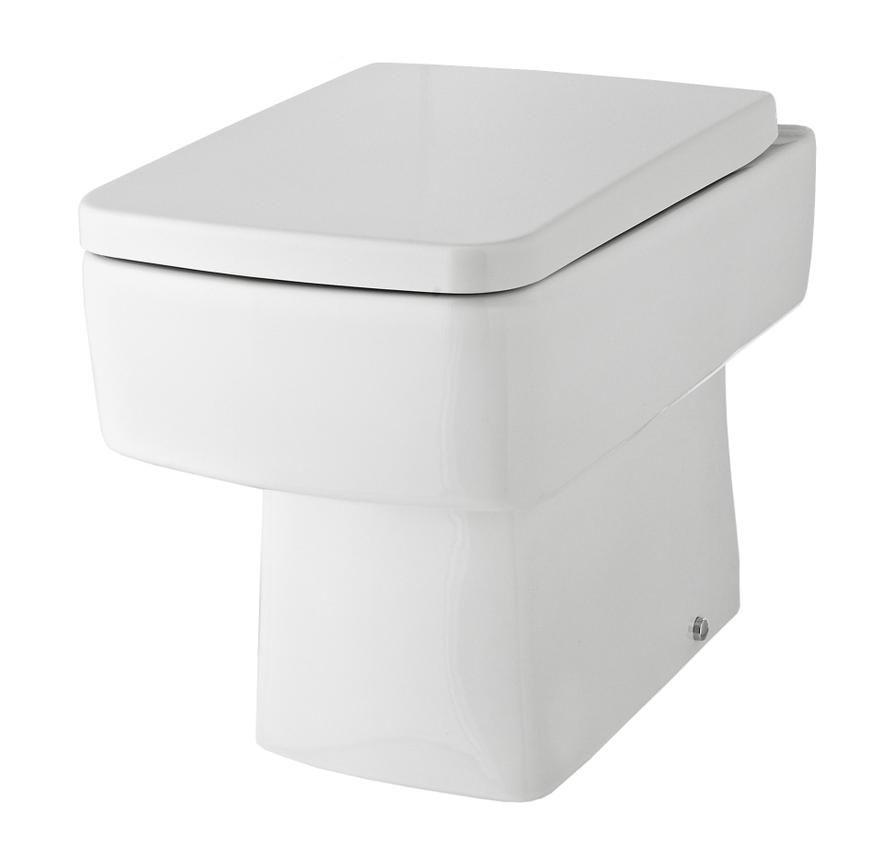Bliss Back To Wall Pan CBL Premier Bathroom Collection - Premier bathroom collection