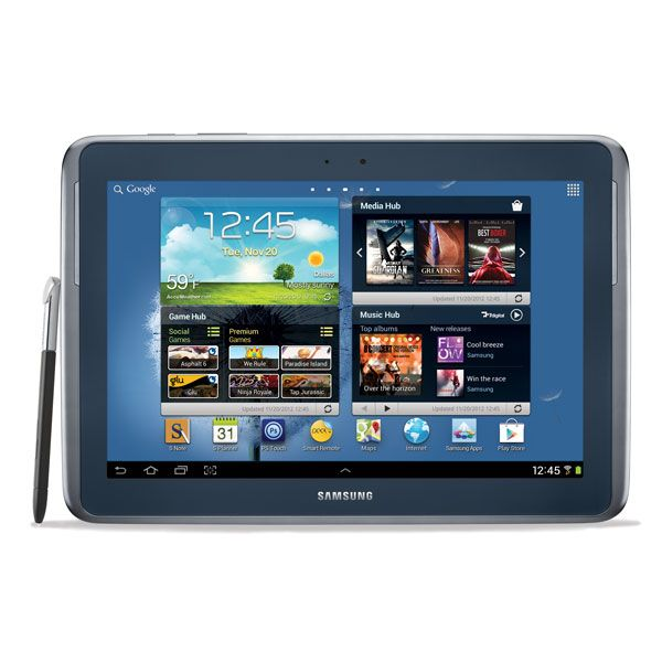 Galaxy Note 10 1 Tablet With Android Wi Fi 32gb Samsung Gt N8013 Galaxy Tablet Galaxy Note Samsung Tablet