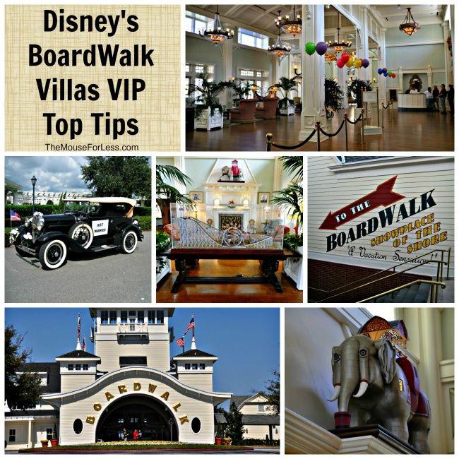 Disney\'s BoardWalk Villas Resort Guide | Walt disney, Disney s and ...