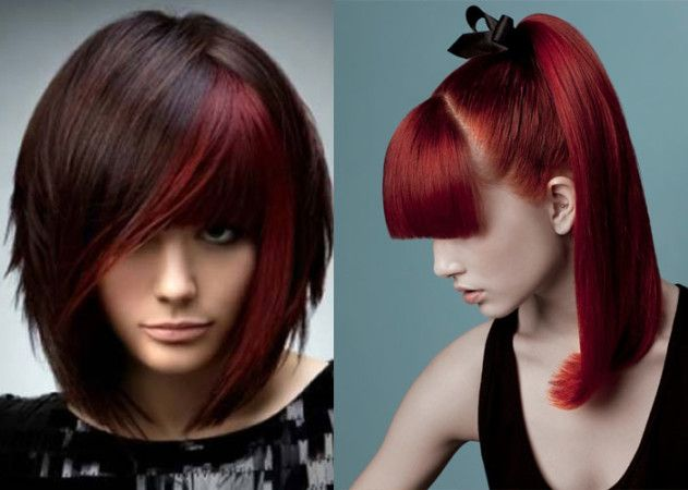 Brilliant 1000 Images About Fall Winter 2014 Hair Trends On Pinterest Short Hairstyles Gunalazisus