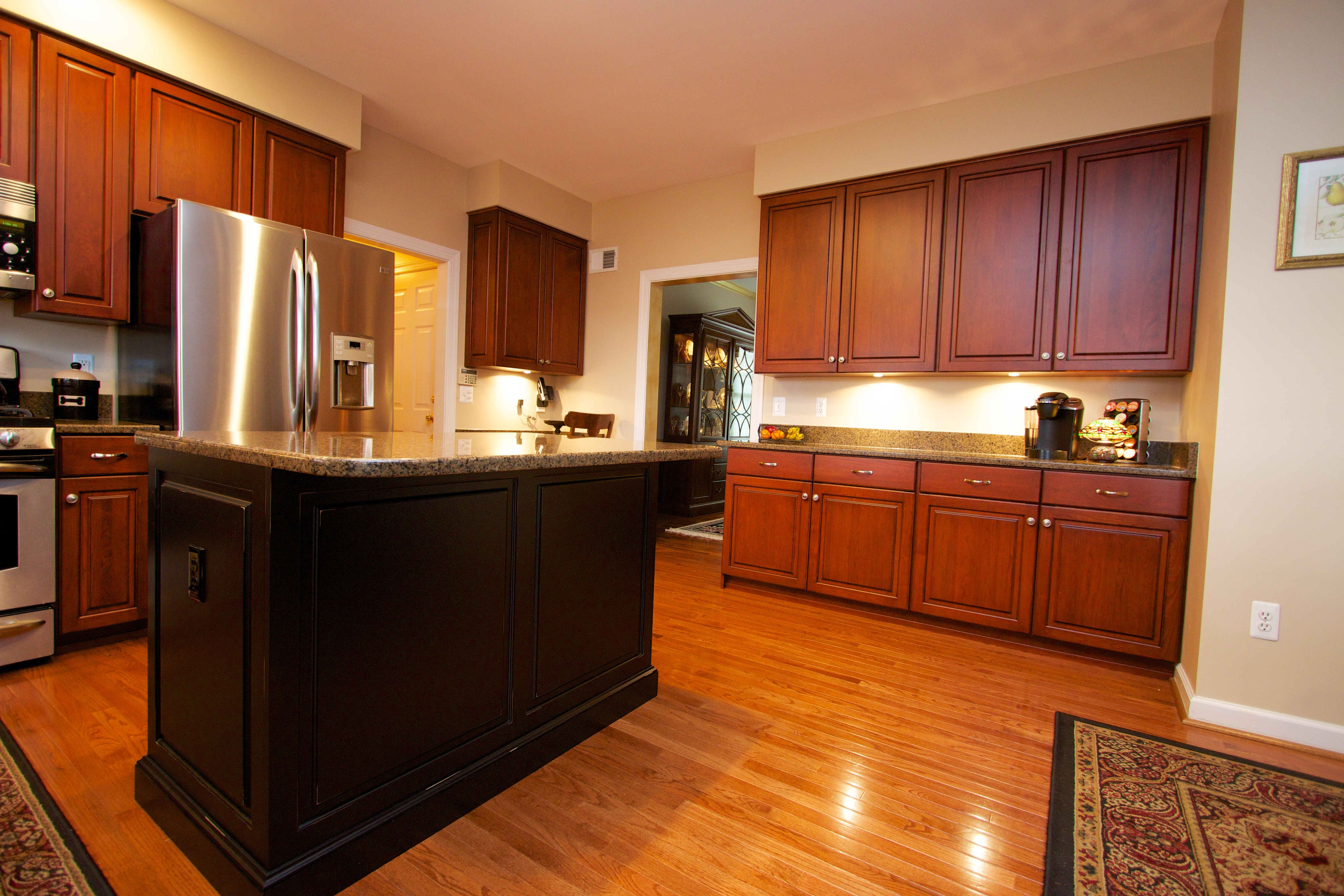Kitchen Cabinet Refacing Gallery Custom Kitchen Cabinets Cherry Cabinets Kitchen Refacing Kitchen Cabinets