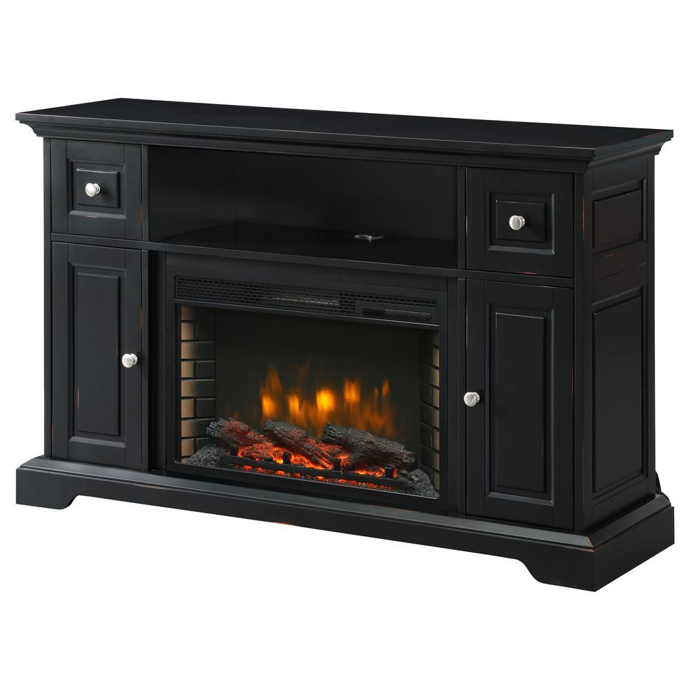 Muskoka Sutherland 53 In Freestanding Electric Fireplace Tv Stand
