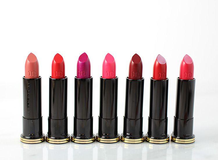 UD | Gwen Stefani Spring Collection Lipsticks
