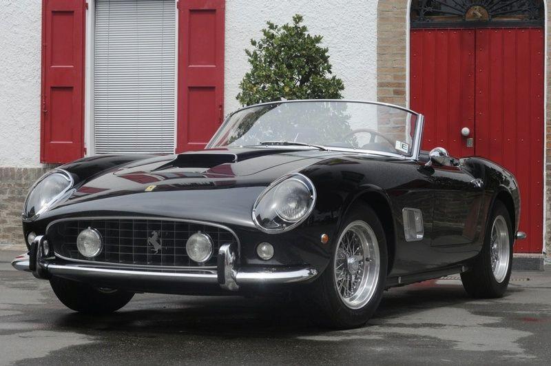 1961 Ferrari 240 Gt California The Third Love Of My Life Repin