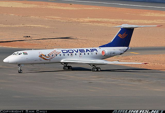 Tupolev Tu-134B-3 aircraft picture