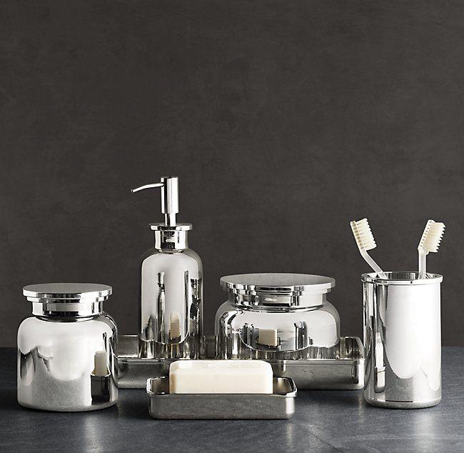 Pharmacy Metal Bath Accessories In 2020 Bath Accessories