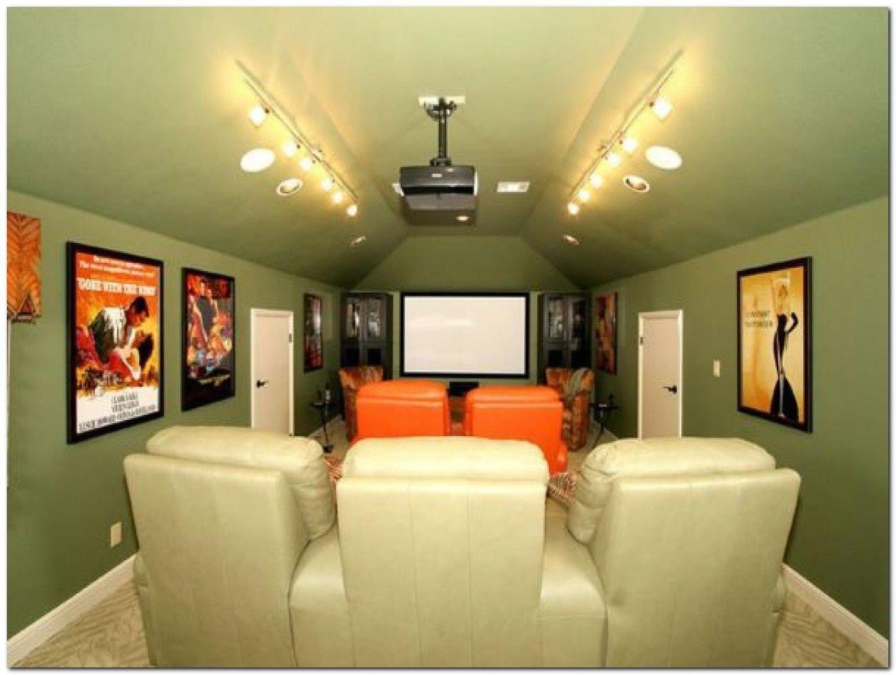 50+ Tiny Movie Room Decor Ideas #movieroomdecor   Home ...