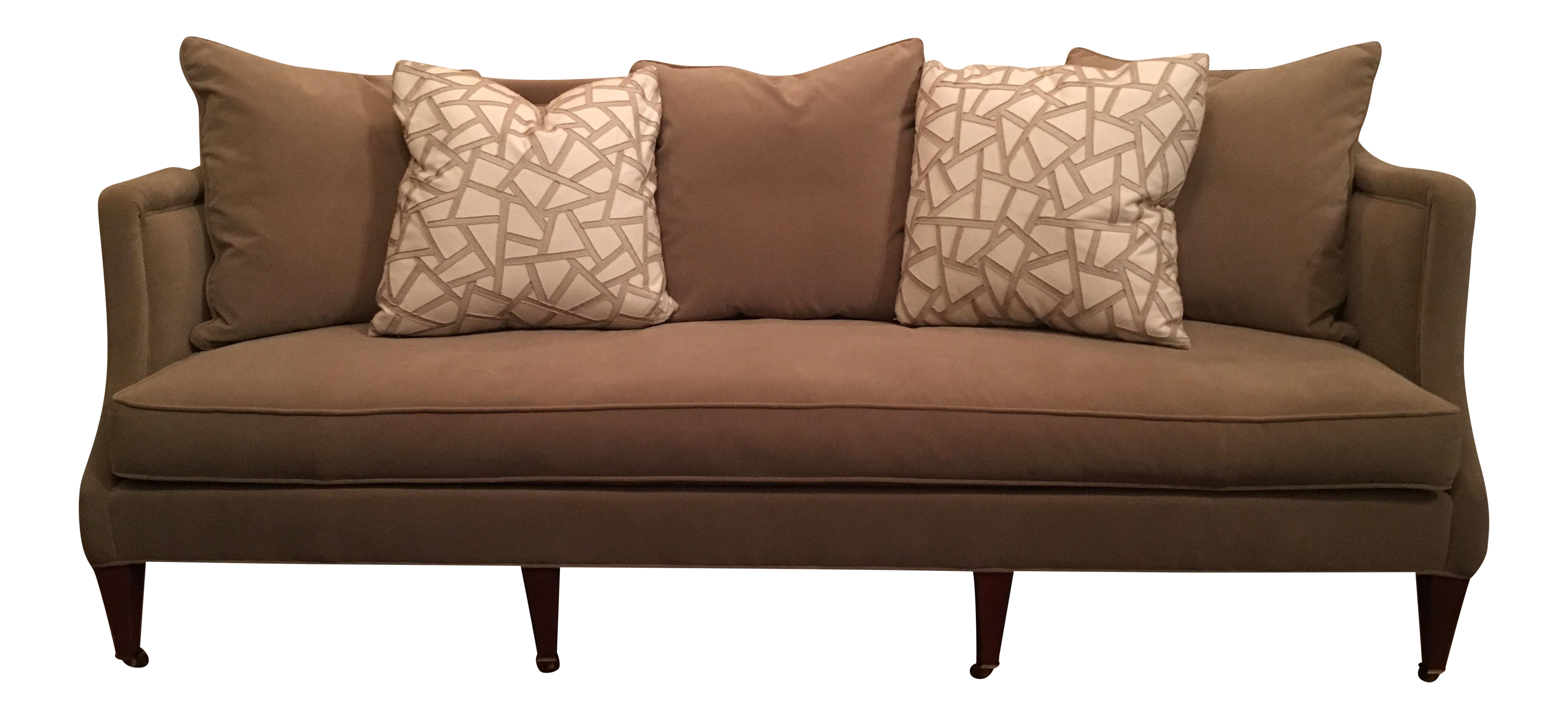 Hickory Chair Co. Contemporary Sofa on