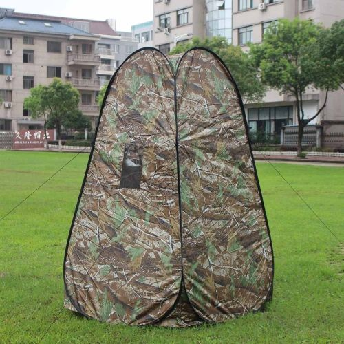 Portable Privacy Shower Toilet Tent C&ing Pop Up Tent Camouflage Changing Tent : outdoor toilet tent - memphite.com