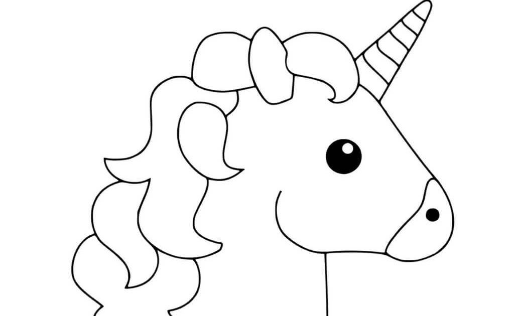 Unicorn Coloring Pages Printable Unicorn Coloring Pages Emoji Unicorn Illustration Me Thinks Cute Coloring Pages Emoji Coloring Pages Rapunzel Coloring Pages