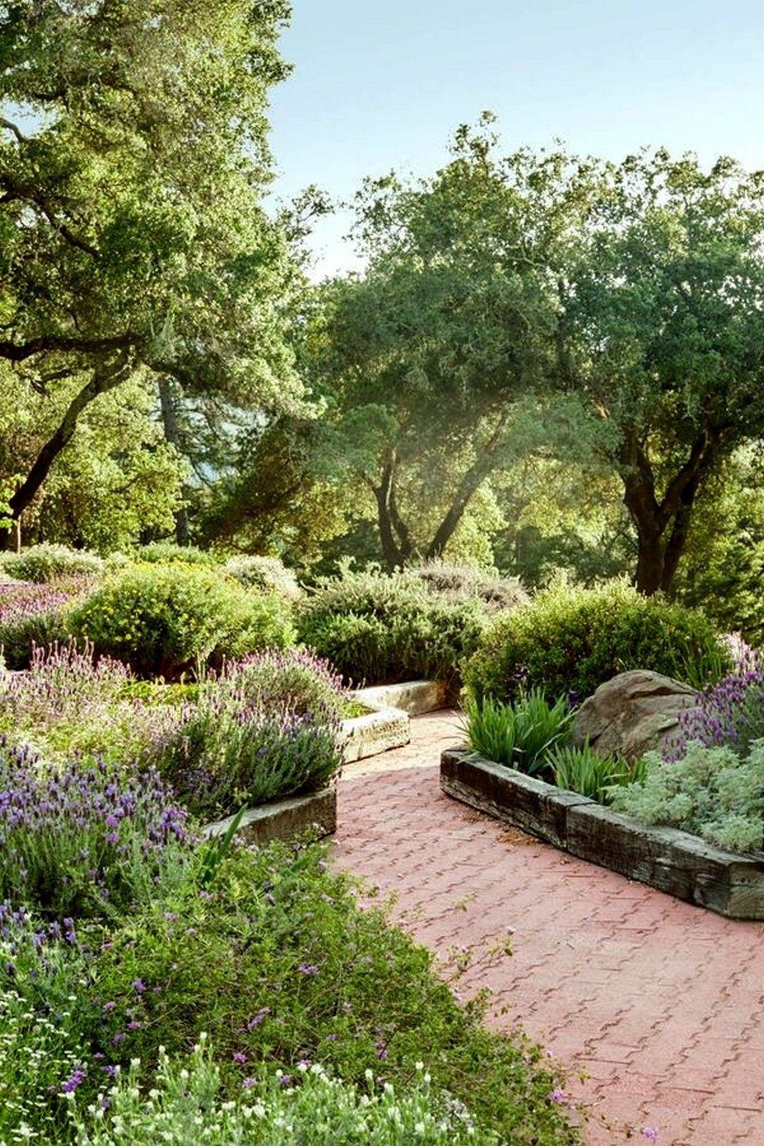Modern Landscaping Mediterranean Garden Ideas ...