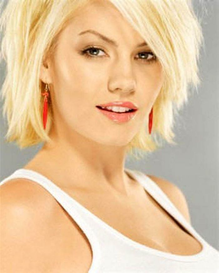 Chop Haircuts For Fine Hair Choppy Haircuts For Thin Hair
