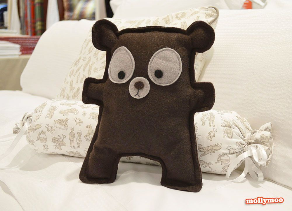 Cuddly Teddy Bear craft tutorial and pattern | Kuscheltiere ...