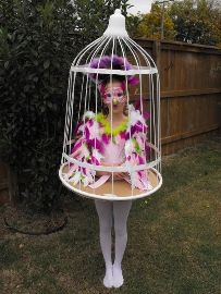 Madison Bird in a cage photo