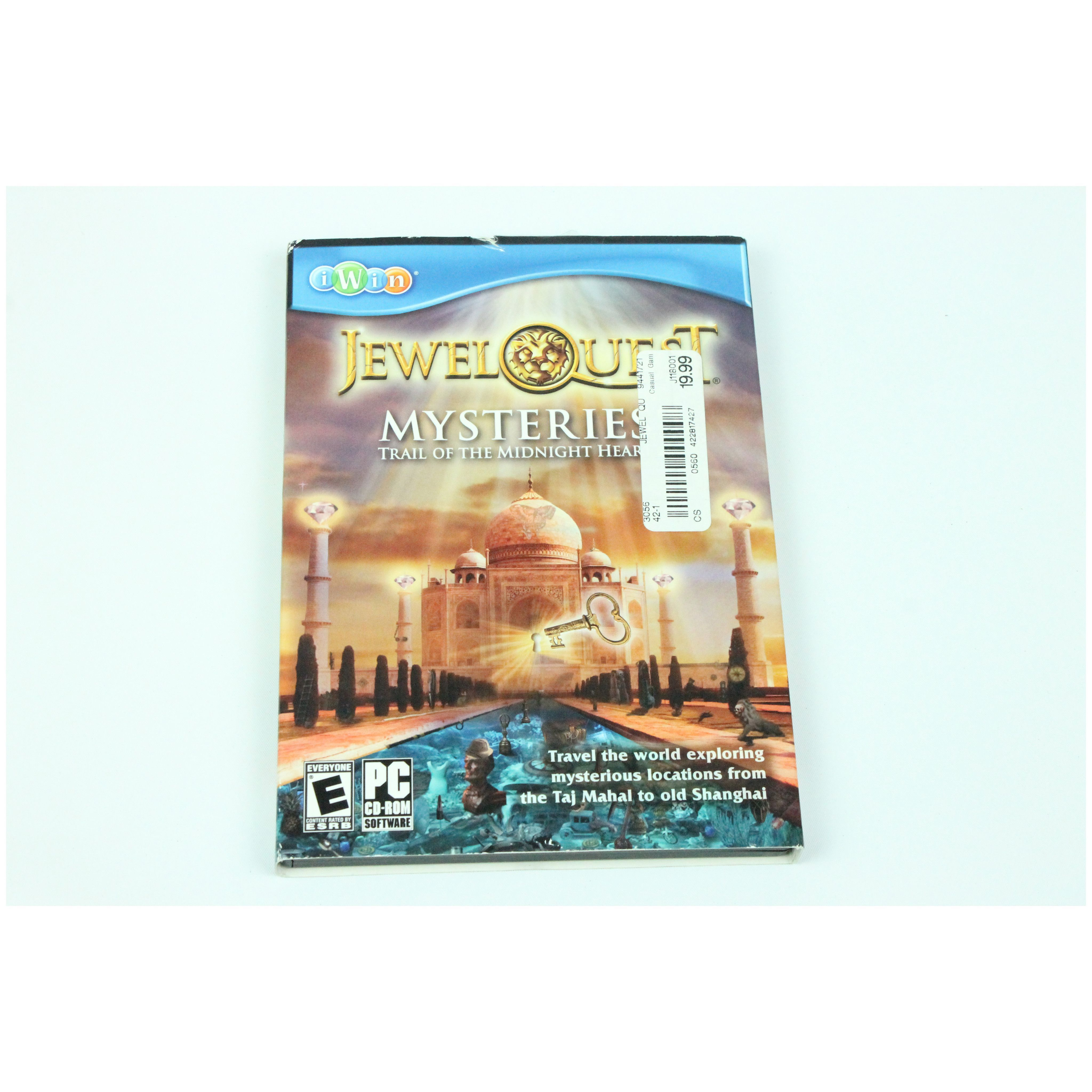 Jewel Quest Mysteries Trail of the Midnight Heart PC Game