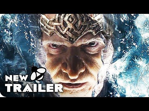 The Last Warrior Trailer (2017) Russian Fantasy Movie