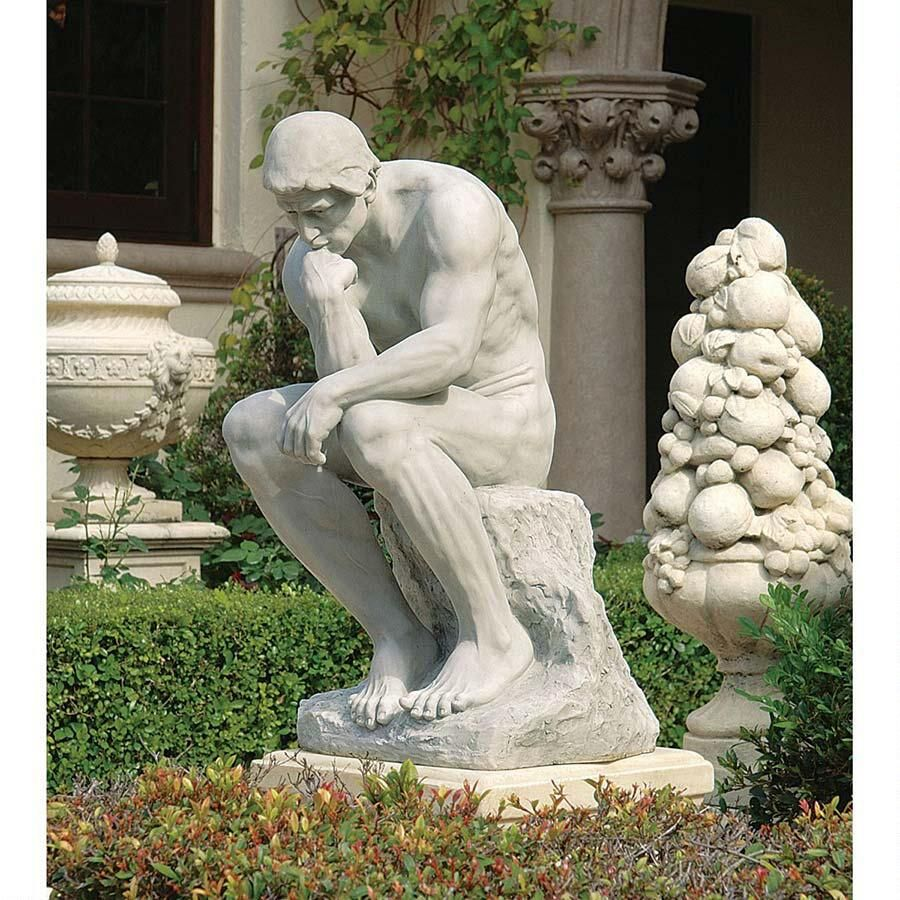 French Sculptor Rodin S Most Famous Work Quot The Thinker