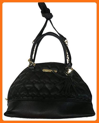 Betsey Johnson Dome Satchel - BB16635 - Top handle bags ( Amazon  Partner-Link 4159afb542