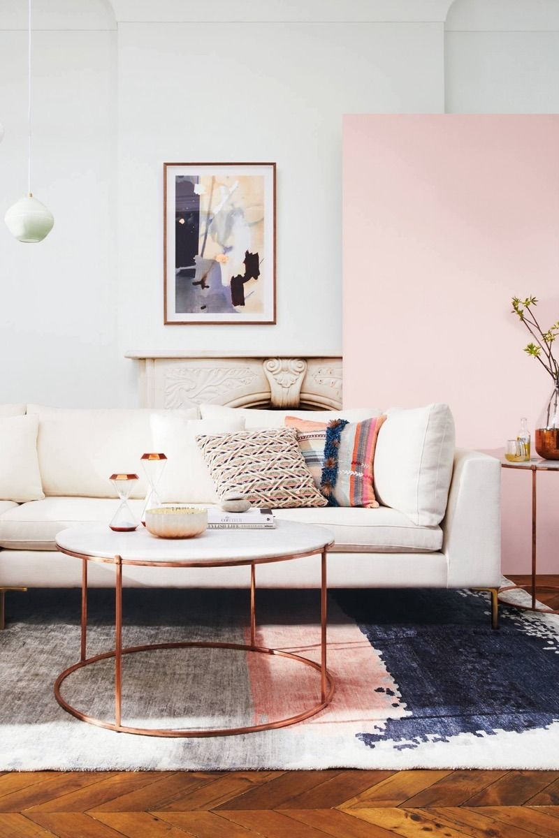 Anthropologie is bringing their A-game with millennial pink + rose ...