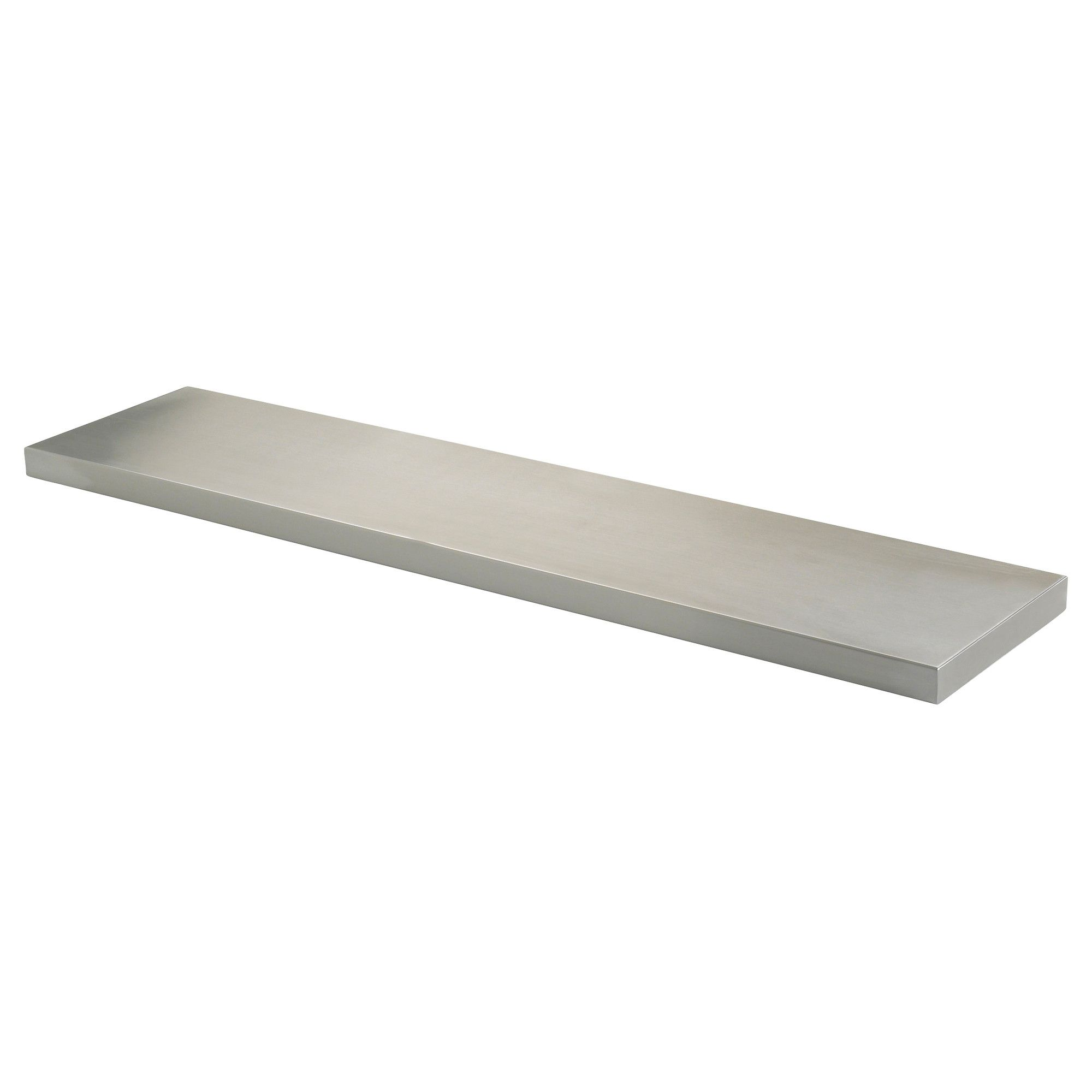 Design Stainless Steel Shelf ekby mossby shelf stainless steel shelves console tables and steel