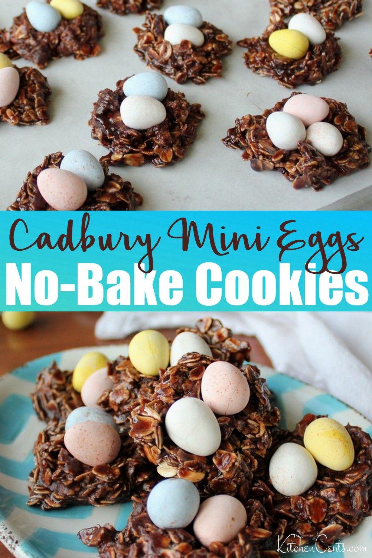 Nest Chocolate No Bake Cookies Recipe No Bake Cookies