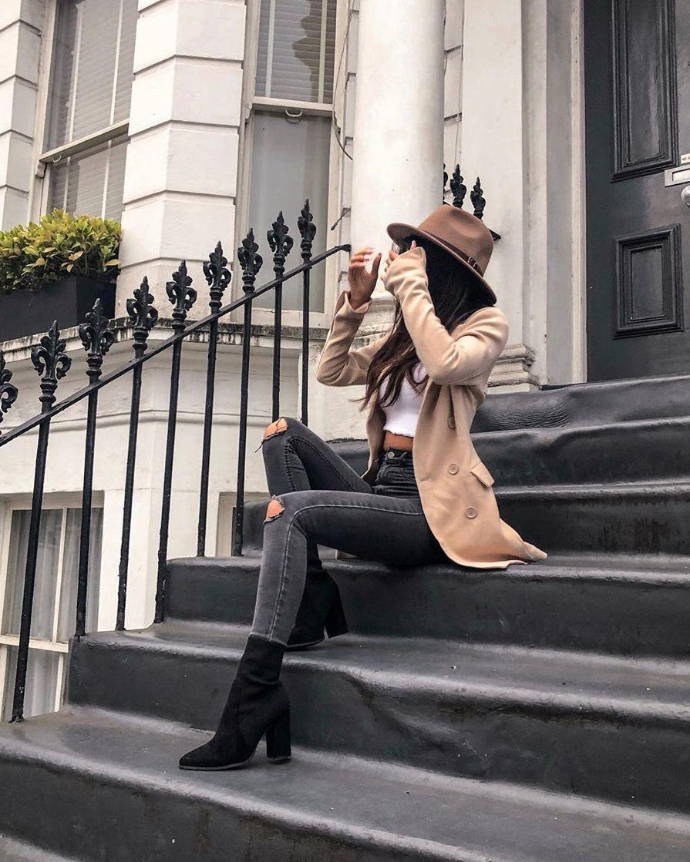 Deezee On Instagram Deezeegirls Kochamy Wasze Jesienne Stylizacje Napiszcie Nam Jakie Sa Wasze Ulubione Jesienne Buty Stawiacie Na Fashion Coat Style
