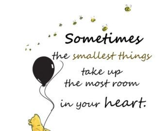"""Winnie The Pooh Quotes About Love And Friendship Amusing Winnie The Pooh Quotes Instant Download 8""""x10"""" Image  Baby"""