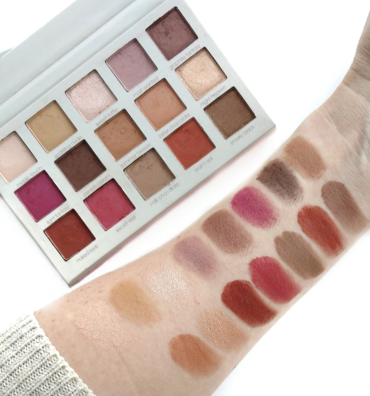 Naked Smoky Eyeshadow Palette by Urban Decay #8