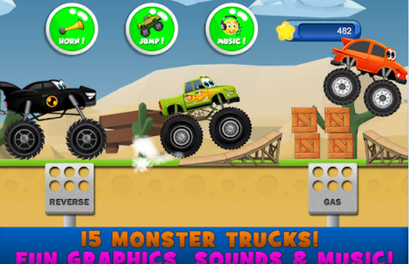 Download Monstter Truck for PC Windows XP/7/8/10 and MAC