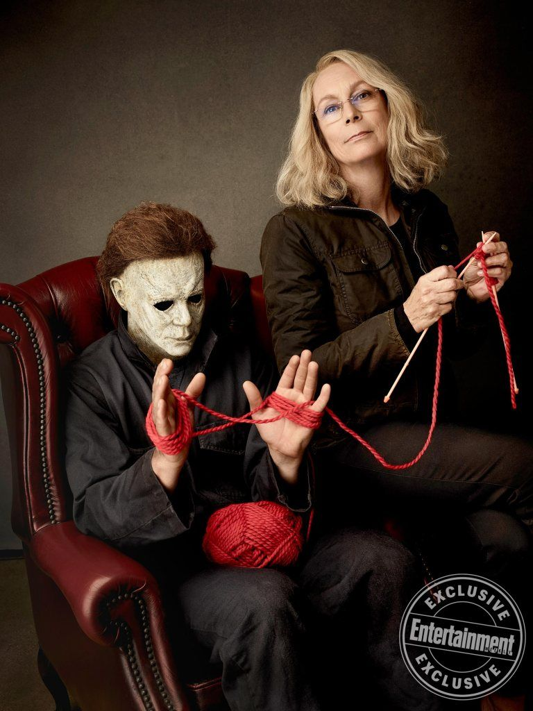 Halloween Memes 2020 Jamie Lee Curtis See exclusive photos from Halloween star Jamie Lee Curtis' EW