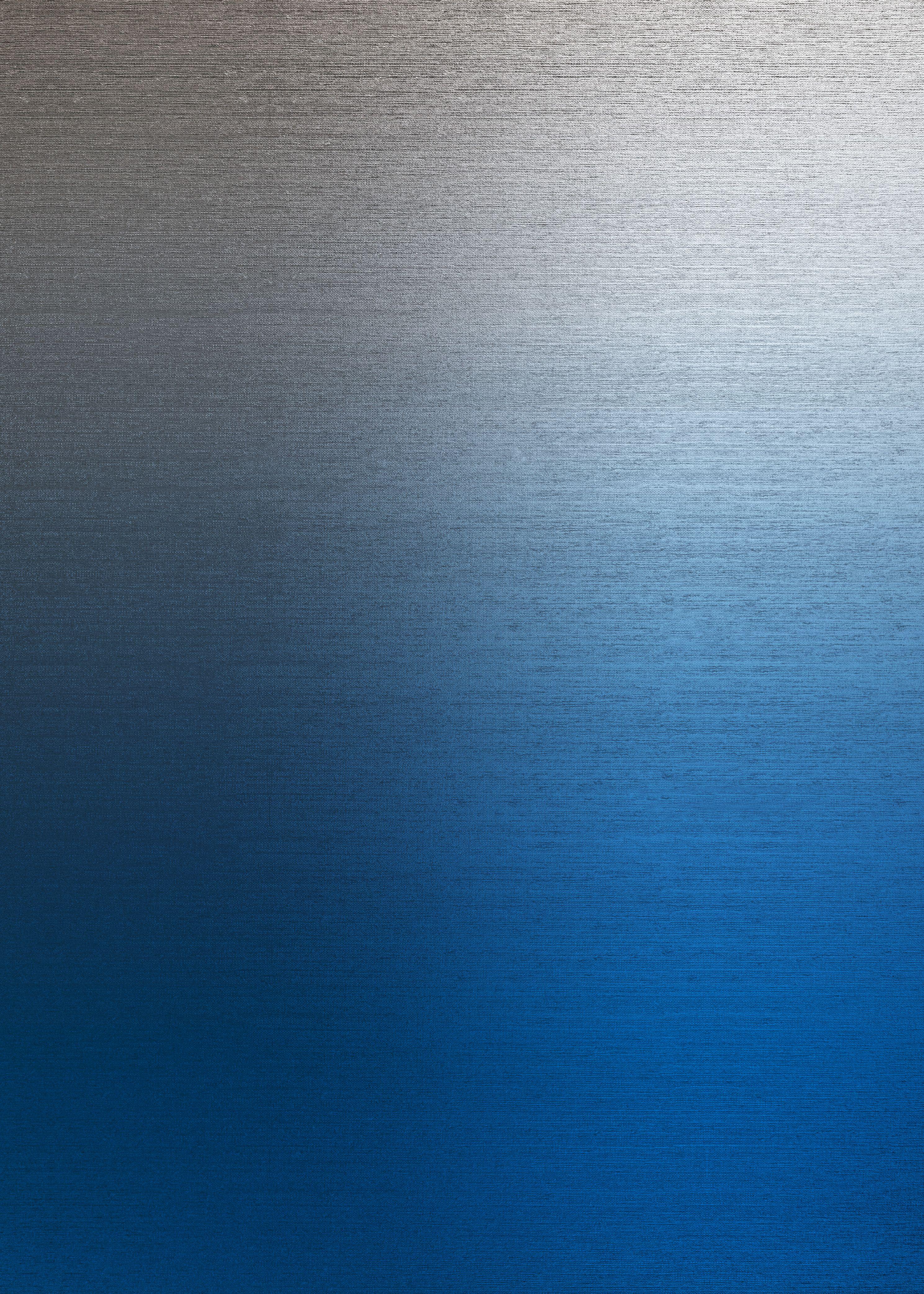 Calico Wallpaper Brasscloth 'Cobalt' Wallpaper, Wall