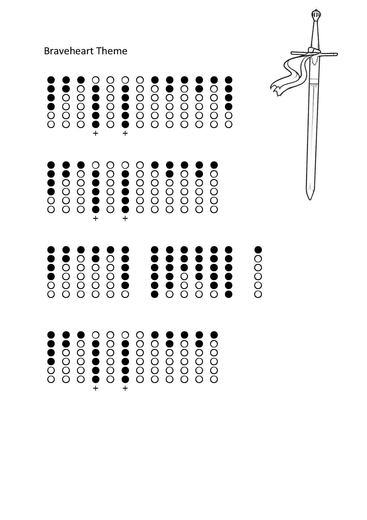 hobbit tin whistle notes wiring diagram database. Black Bedroom Furniture Sets. Home Design Ideas