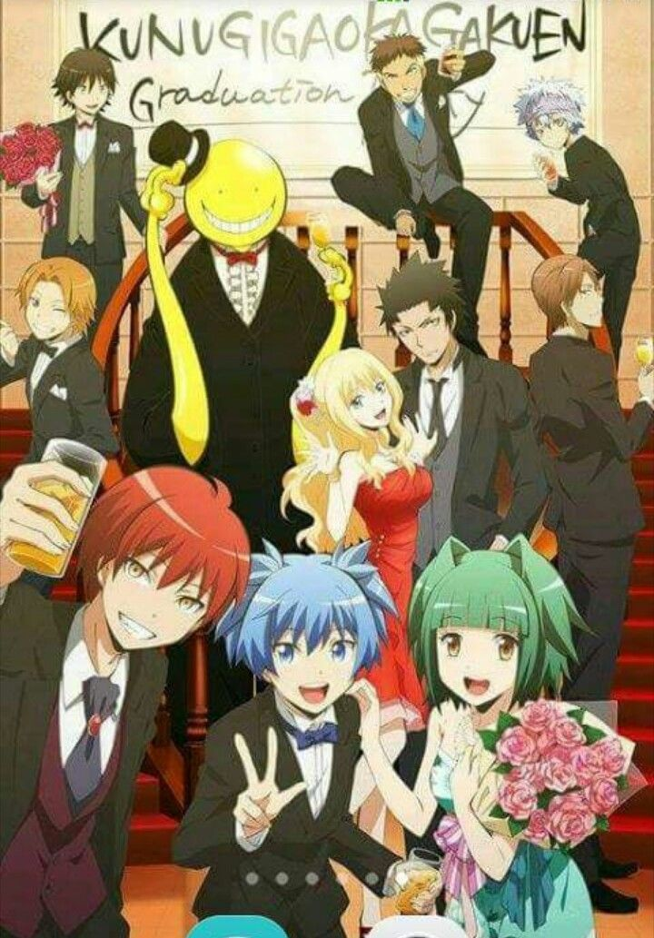 Pin by Yousoro10 on Assassination Classroom (With images