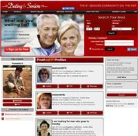 Over 80 dating site