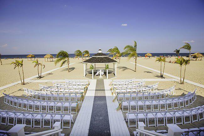 17 Jersey Shore Waterfront Wedding Venues Wedding Venues Beach