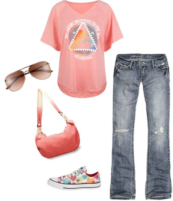 """My Heart Belongs To The Sea"" by mmessenger on Polyvore"