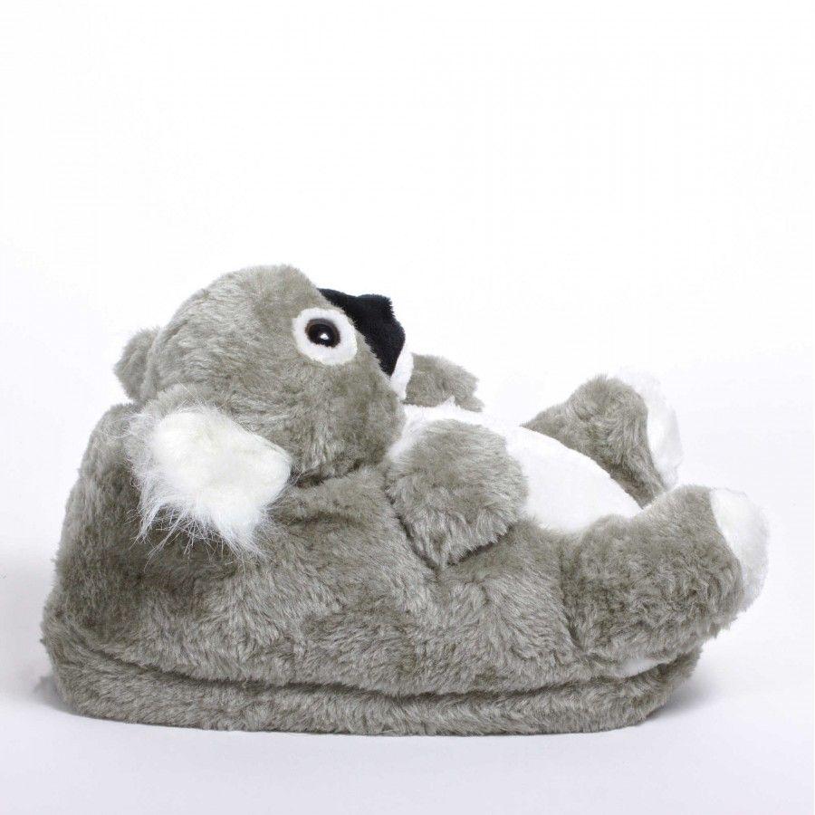 Zapatillas De Estar Por Casa Animales Koala Para Hombre Mujer Y Niño Sleeper Z Koala Animales Zapatillas