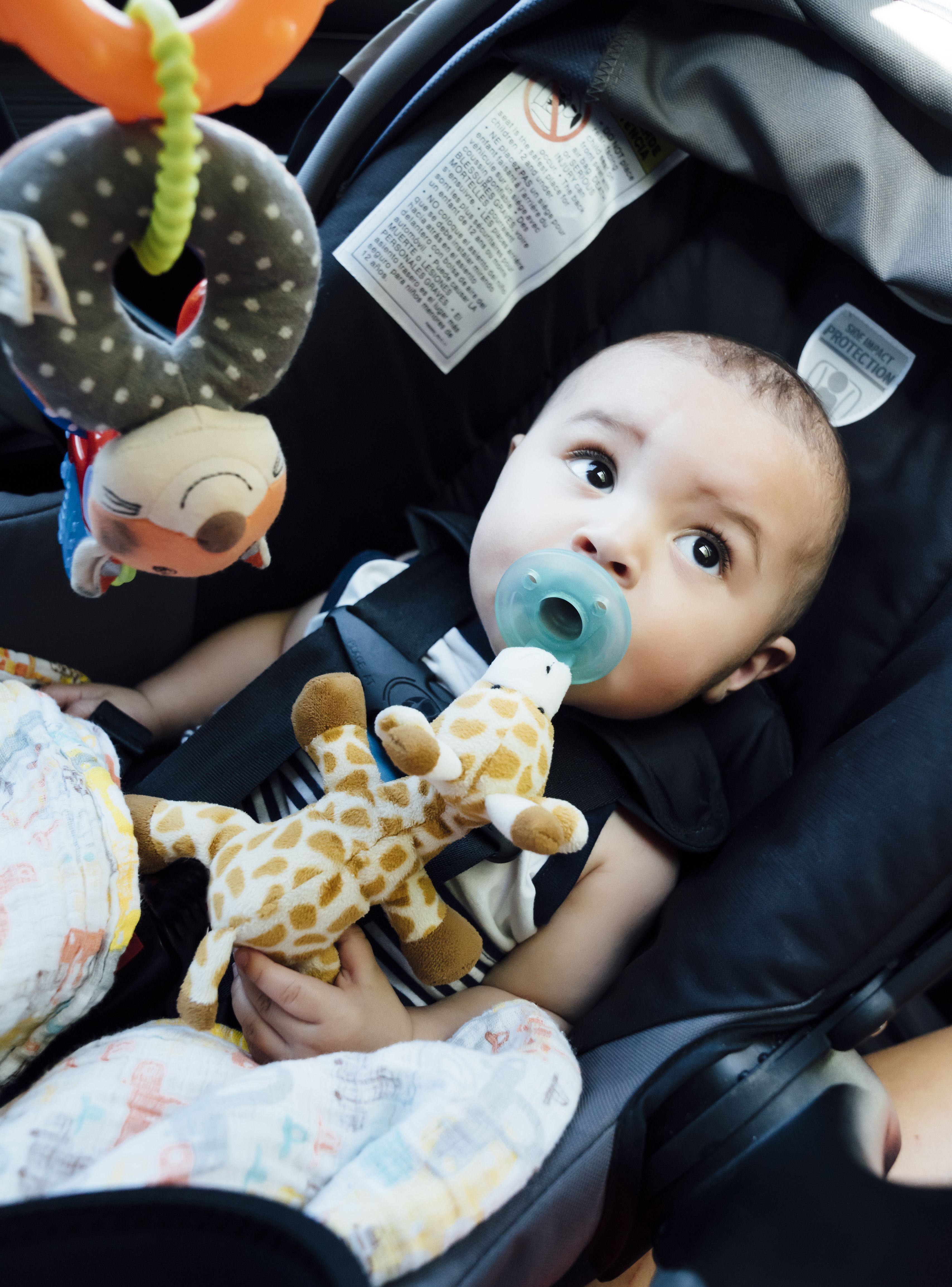 The Most Important Car Seat Safety Check, According To