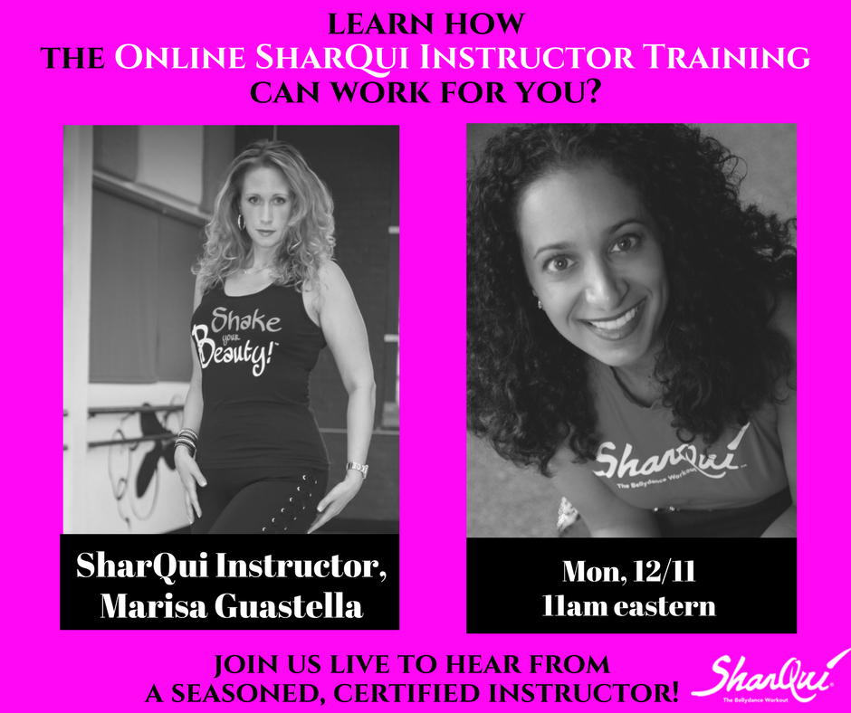 Learn From Seasoned SharQui Instructors + How The Training