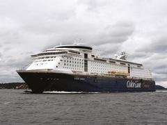 Magic Cruise Kiel Oslo Kiel Norwegen Schiff Atlantik Kanada