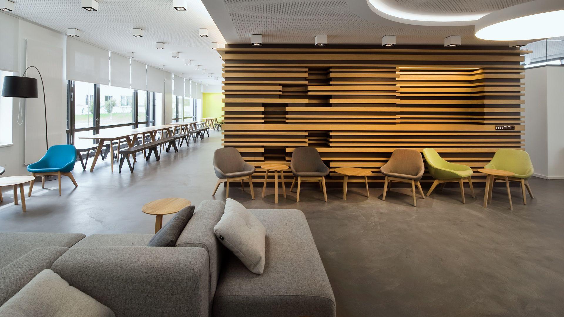 CAMPUS VIVA // new dorm in Heidelberg // generous common areas ...
