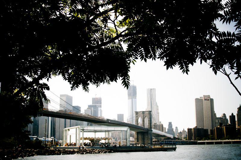 New York courtesy of John