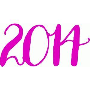 Silhouette Design Store - Search Designs : feliz año