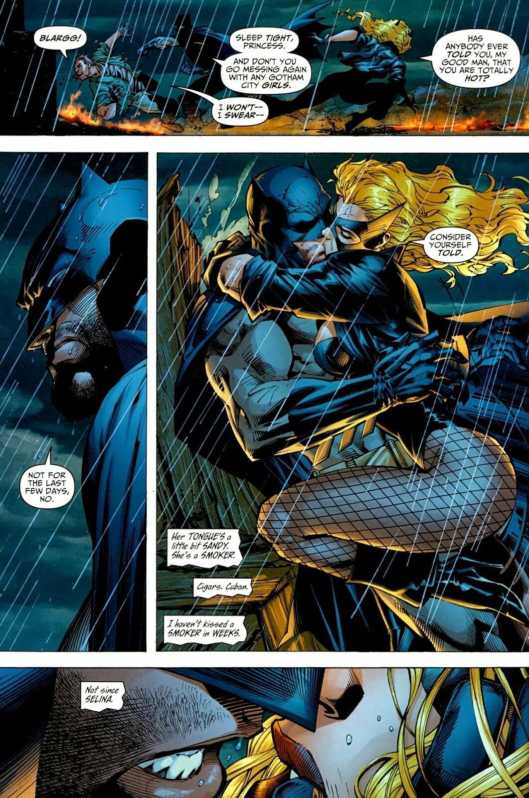 All Star Batman & Robin -Jim Lee : Batman & Black Canary | Batman and catwoman, Batman, Detective comics