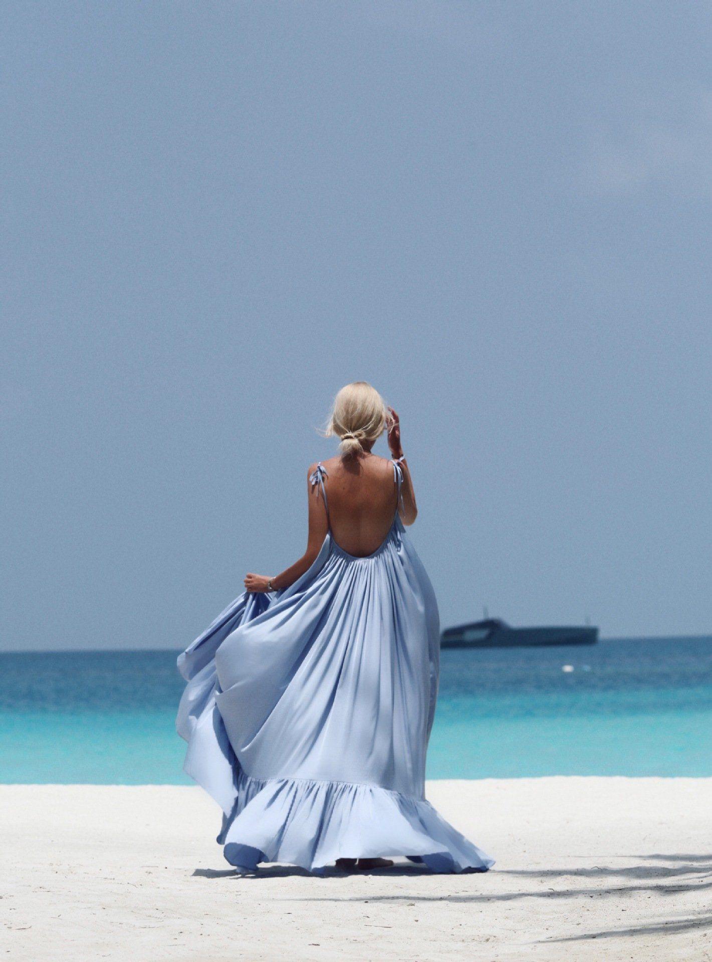ясный день вечернее платье сзади у моря фото изготовления пакетиков для