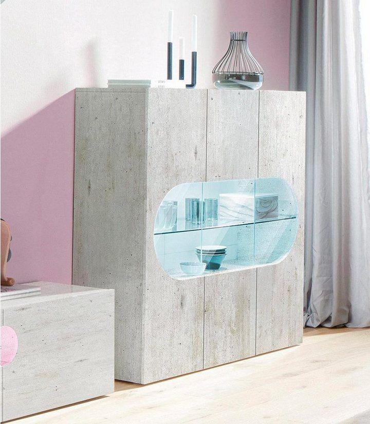 Werbung* Tecnos Highboard »Real«, Breite 120 cm #Wohnen #Wohnzimmer ...