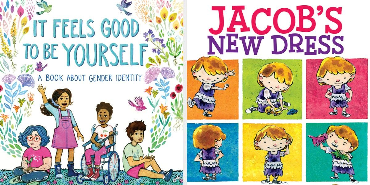 21 Children S Books About Gender Identity And Gender Expression That Deserve Your Attention In 2021 Gender Identity Books Childrens Books