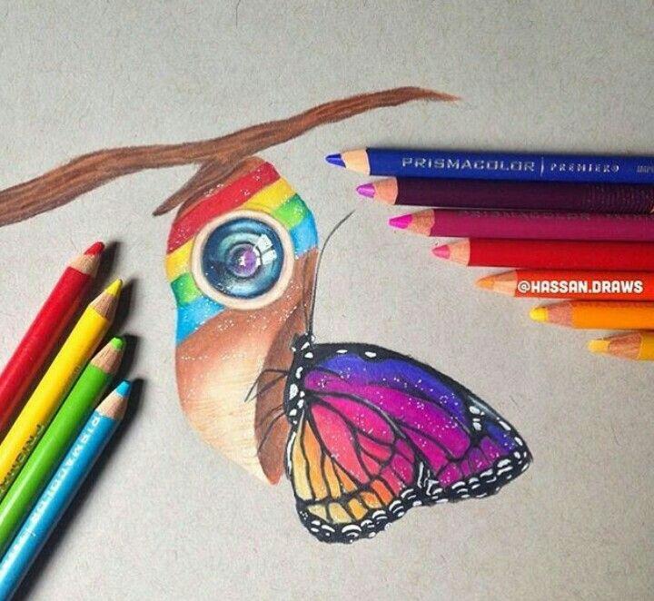 Instagram Motyl S Kuklou Aplikace Pinterest App Drawings