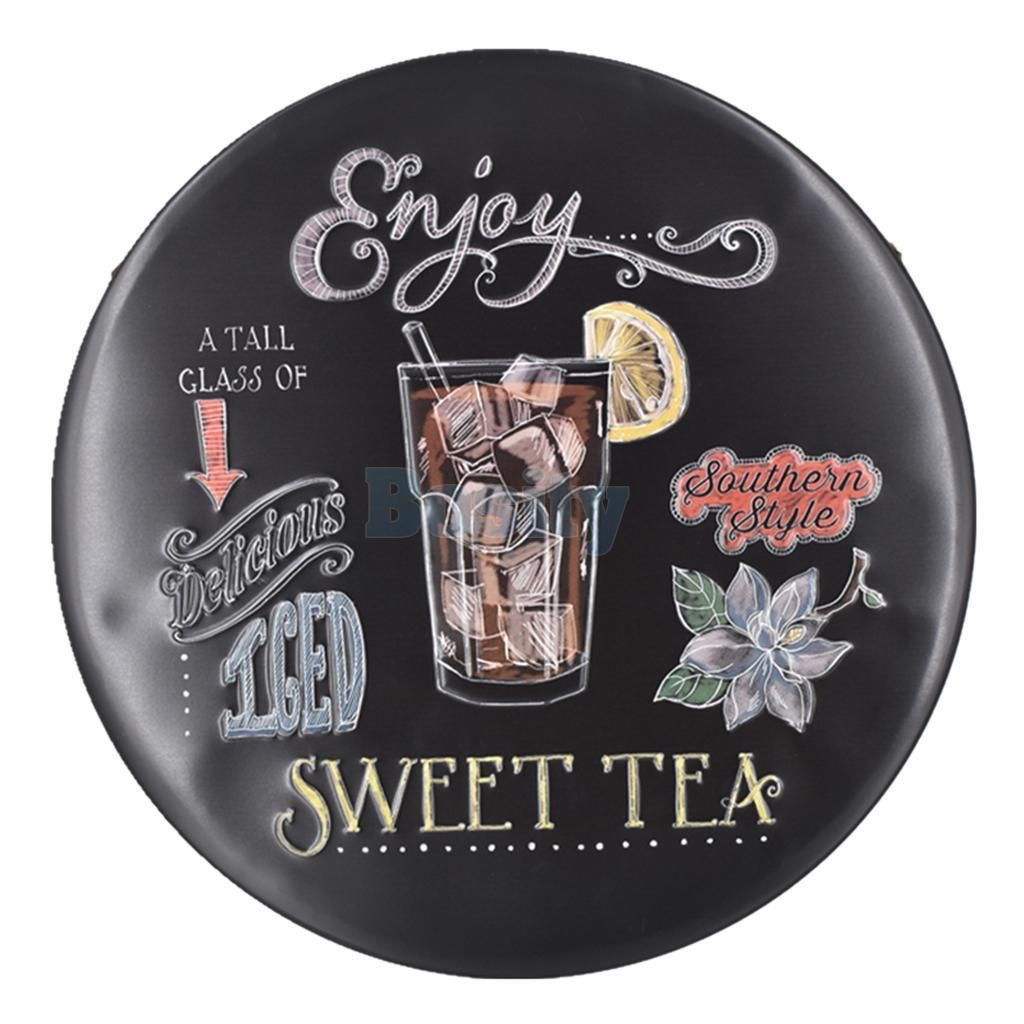 Drink theme retro metal tin signs wall art decor plaque poster cafe